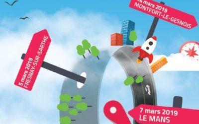 «Rallye pour entreprendre» ce jeudi 14 mars à Montfort-le-Gesnois