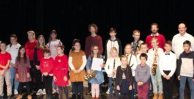 École de musique intercommunale : inscriptions à partir du 24 août