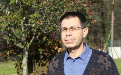 Didier Dantin, nouveau DGS de la Collectivité